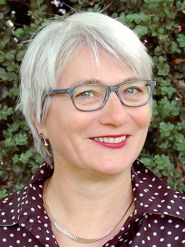 Portrait von Rita Schnyder